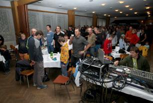 Vyhlášení výsledků a Bike Party