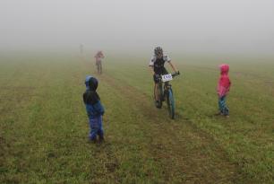 Mlha na Bohdašíně